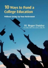 10 Ways to Fund a College Education - Book Cover